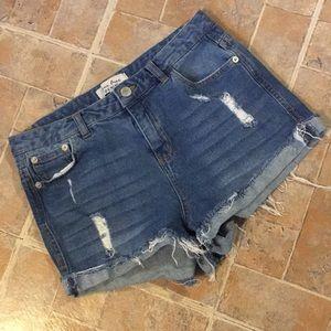 Love Tree jean shorts size women's medium